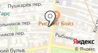 Сретенка 9 на карте