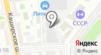 Зевс на карте