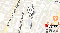 А.Рустел на карте