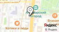 Военный комиссариат г. Москвы на карте