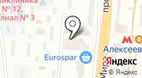 Сантегра на карте