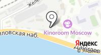 НьюКор на карте