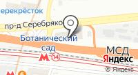 Ohranki.ru на карте