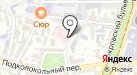 Поликлиника №2 на карте