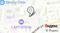 Интермост Логистика на карте