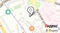Виктория Пост на карте