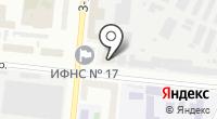 Бэст-Телеком на карте