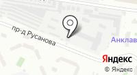 Эконд на карте