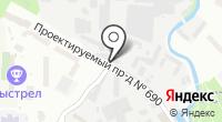Финист на карте