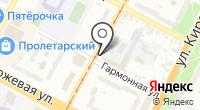 Технологии интернет рекламы на карте