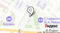 ЭГО-СПА на карте