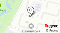 КОР на карте