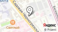 Синезис на карте