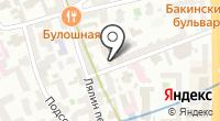 Адвокатский кабинет Каменкова А.М. на карте