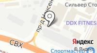 БиЭлСи на карте