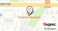 Компас-р на карте