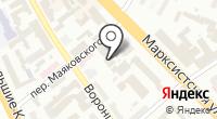 Автолюмекс на карте