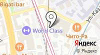 Московско-Курская транспортная прокуратура на карте