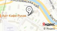 Всероссийский НИИ автогенного машиностроения на карте
