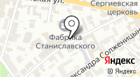TBWA на карте