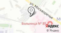 Центр экстракорпоральной гемокоррекции на карте