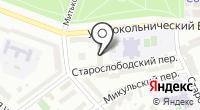 Петролаб на карте