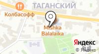 РОН-Телеком на карте
