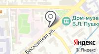 ПОСТ на карте