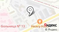 Шиномонтажная мастерская на Шарикоподшипниковской на карте