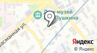 Т-34 на карте