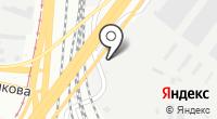 Автомойка на Ярославском шоссе на карте