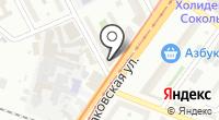 Студио керамика на карте