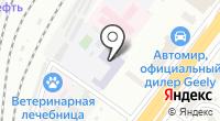 Московский издательско-полиграфический колледж им. И. Федорова на карте