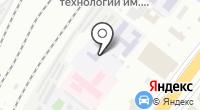 Московский колледж градостроительства и предпринимательства на карте