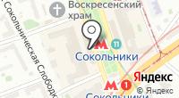 Фен Шуй на карте