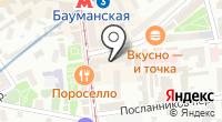 Москов Эвакуатор на карте