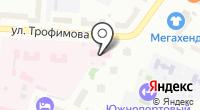 Поликлиника на карте