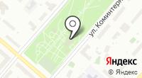 ПКиО «Бабушкинский» на карте
