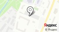 Каскад на карте