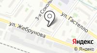 Метаком на карте