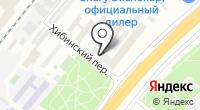 Азбука кухни на карте