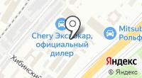 Группа РЛД на карте