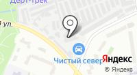 Тайнинский на карте