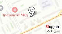 Роба М на карте