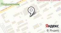 ТРАНСПРОЕКТ на карте