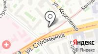 Дирекция по комплексному обеспечению управления федеральными автомобильными дорогами Министерства транспорта РФ на карте