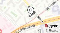 Форт-Линк на карте