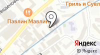 Орлан-Телеком на карте
