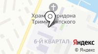 Колледж городского хозяйства №64 на карте