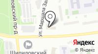 Decameric на карте